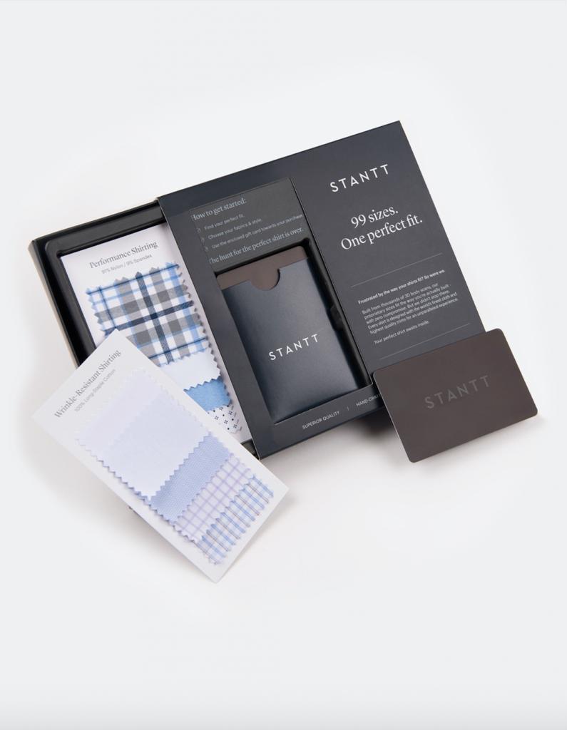 stantss ofrece un gift kit para aumentar el AOV